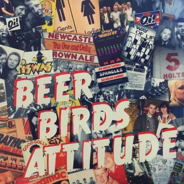 Beer, birds and attitude - 80's Oi!, Fotobuch lim. 50 handnummeriert