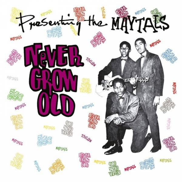 Maytals, The - Never grow old, LP schwarz