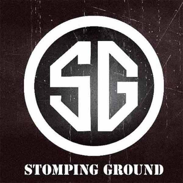 Stomping Ground - Dto., 7'' schwarz