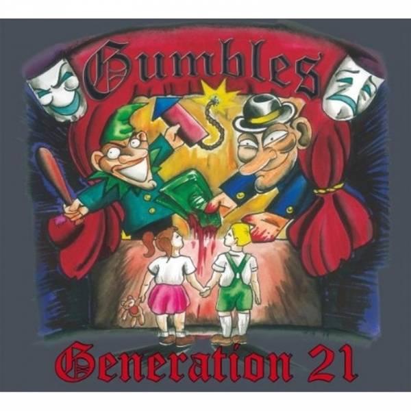 Gumbles - Generation 21, CD Digipack
