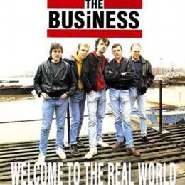 Business, The - Welcome to the real World, CD
