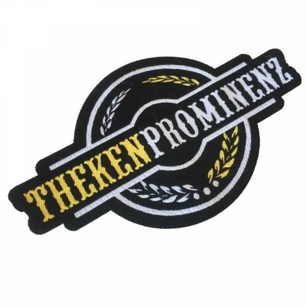 Thekenprominenz - Logo, Aufnäher