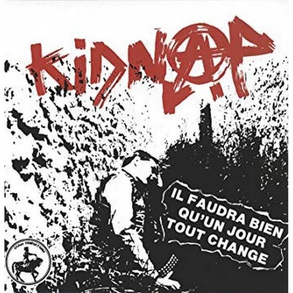 Kidnap - Il Faudra Bien Qu'un Jour Tout Change, LP schwarz