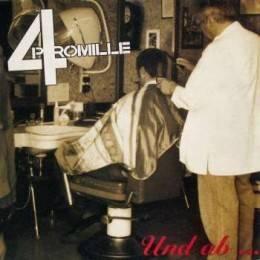 4 Promille - Und ab, CD