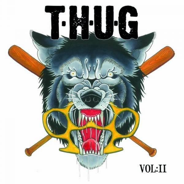 T-H-U-G - Vol. II, LP Gatefold lim. 400 schwarz