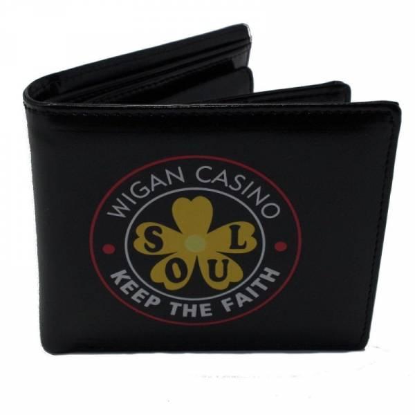 Warrior - Wigan Casino, Geldbörse