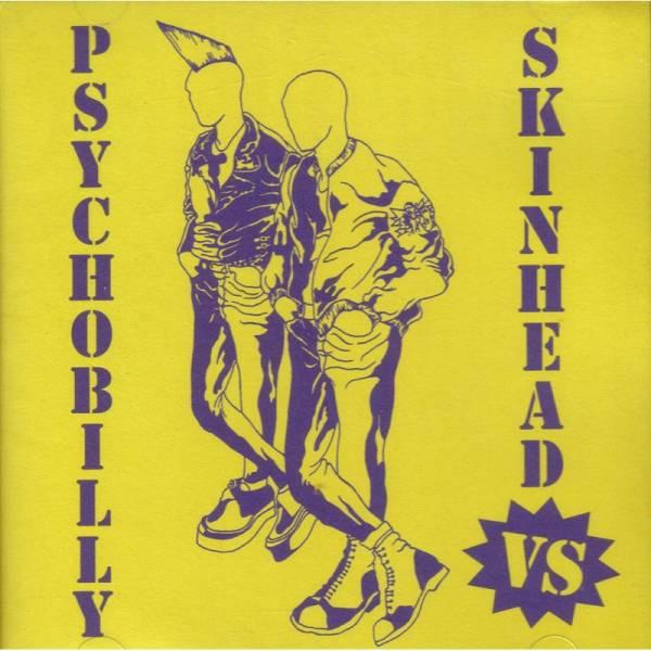 V/A Skinhead vs. Psychobilly, CD