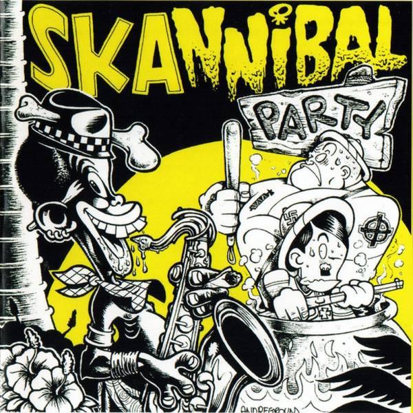 V/A Skannibal Party - Vol. 1, CD