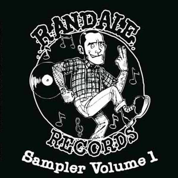 V/A Randale Records Labelsampler Vol. 1, DoCd Digipack + A3 Poster