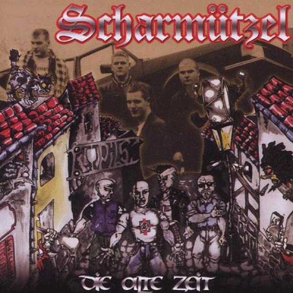 Scharmützel - Die alte Zeit, CD