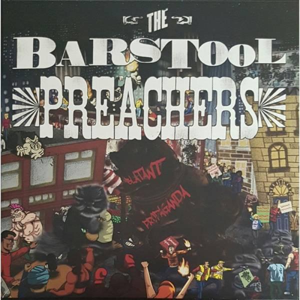 Bar Stool Preacher, The - Blatant Propaganda, CD