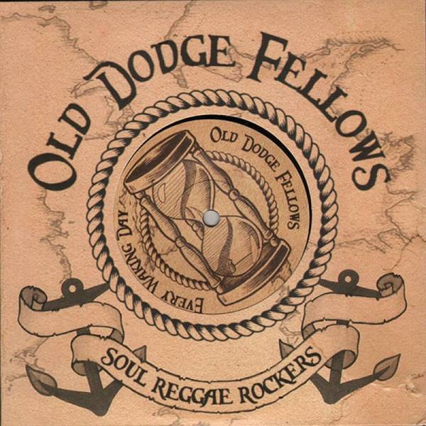 Old Dodge Fellows - Soul Reggae Rockers, 7'' lim. 500 schwarz