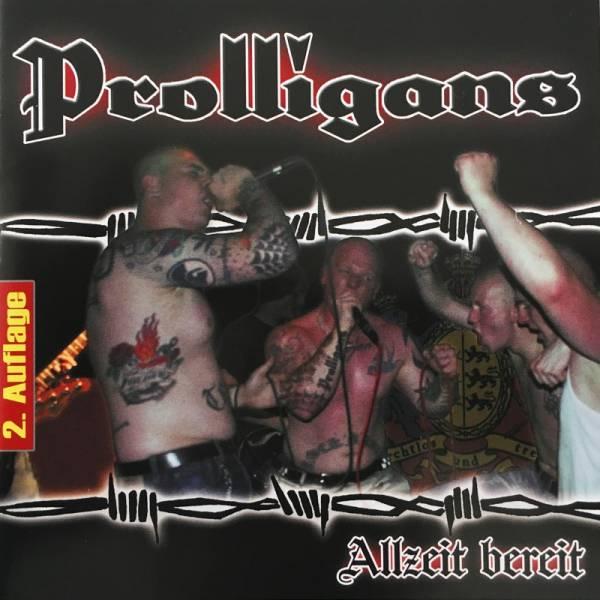 Prolligans - Allzeit bereit, CD 2. Auflage
