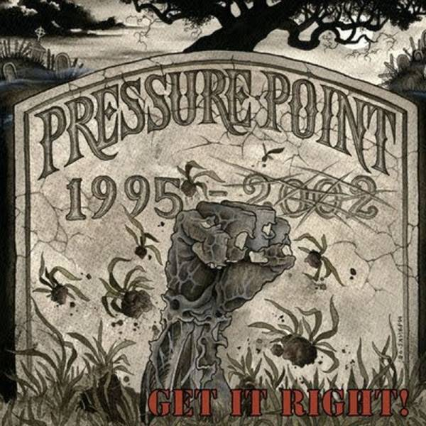Pressure Point - Get it right, CD