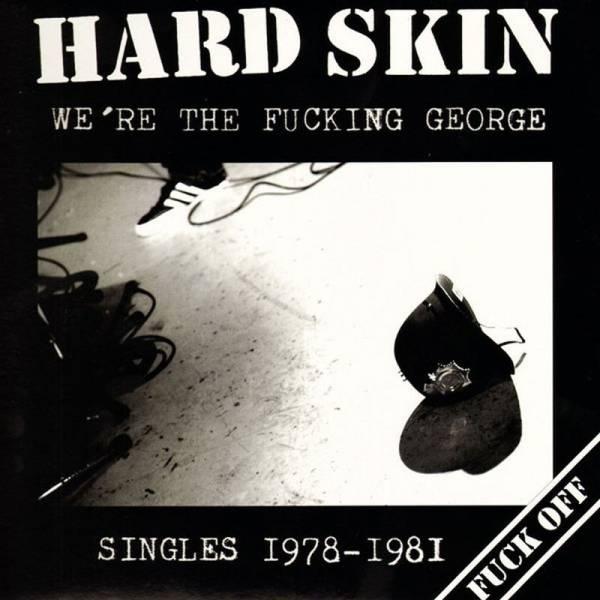 Hard Skin - We're the fucking George, LP versch. Farben