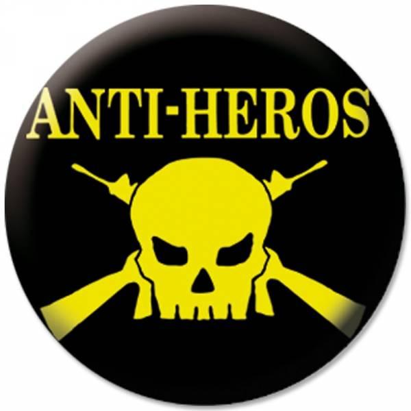 Anti Heros - Logo, Button