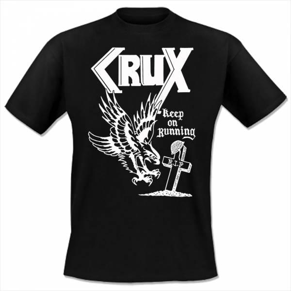 Crux - Keep on running, T-Shirt, verschiedene Farben