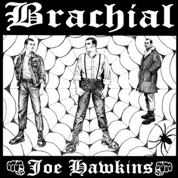 Brachial - Joe Hawkins, LP lim. 450 versch. Farben