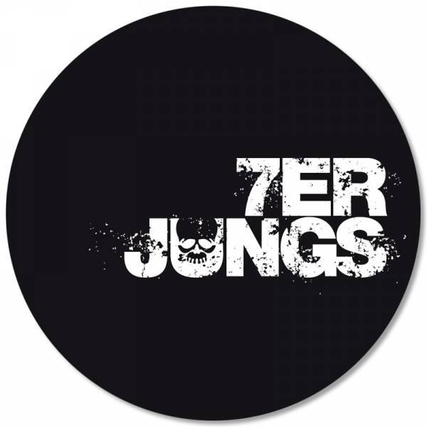 7er Jungs - Logo, Aufkleber