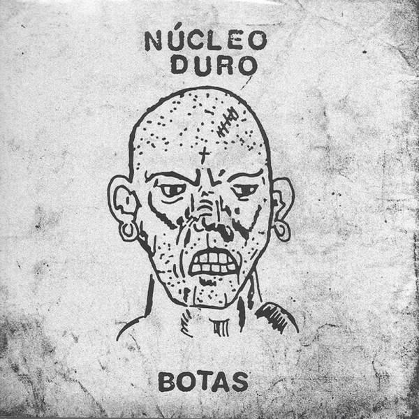 """Núcleo Duro - Botas, 7"""" lim. 119 verschiedene Cover"""