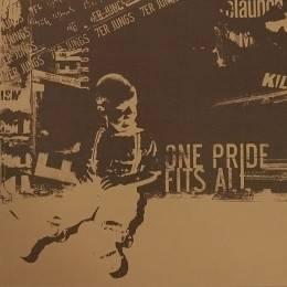 7er Jungs - One Pride fits All, LP black 1. Pressung