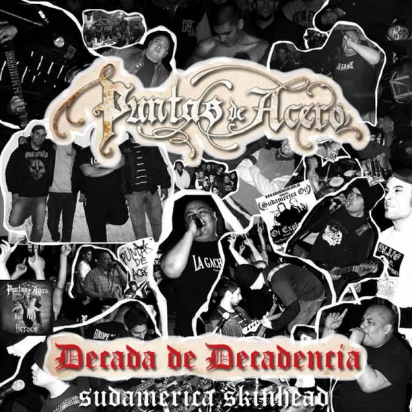 Puntas De Acero - Decada de Decadencia, LP schwarz lim. 500
