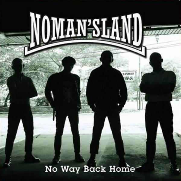 No Man's Land - No way back home, LP lim. 350 orange