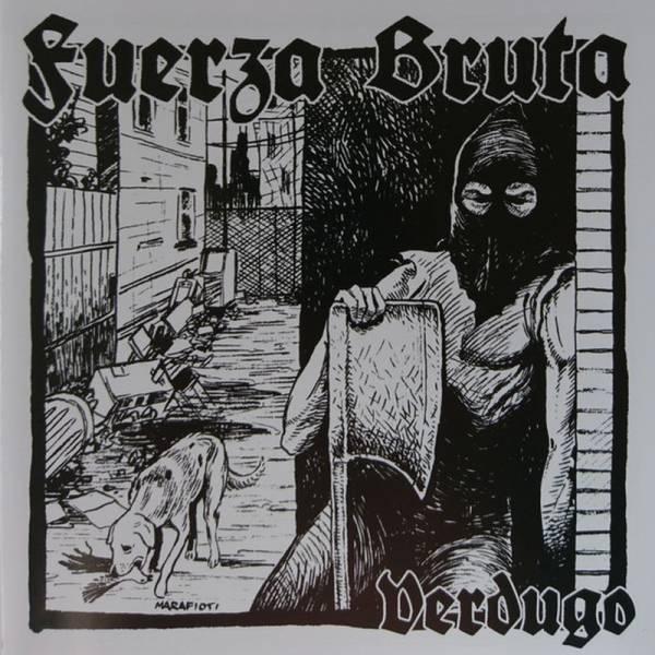 Fuerza Bruta - Verdugo, CD Super-Jewel Case