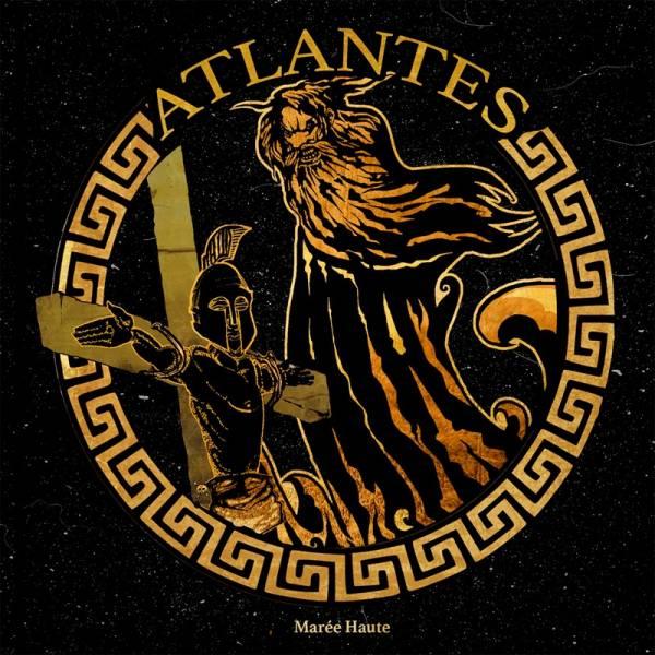 "Atlantes - Marée haute, 7"" lim. 500, verschiedene Farben, DL-Code"