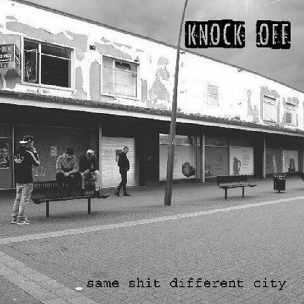 Knock Off - Same shit different City, LP lim. verschiedene Farben