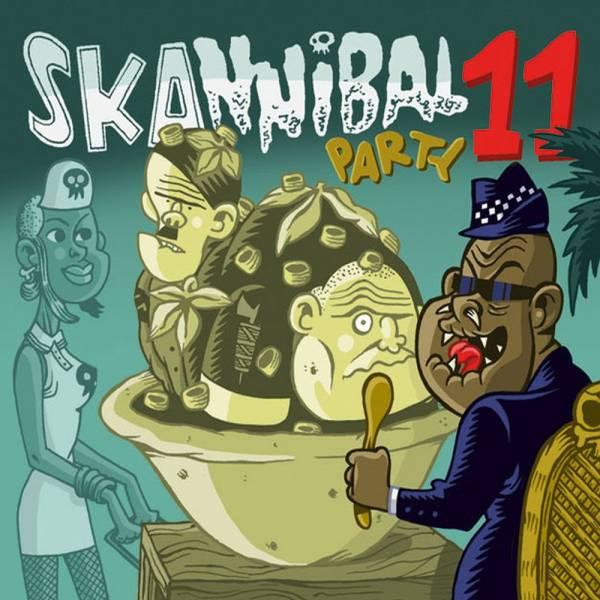 V/A Skannibal Party - Vol. 11, CD