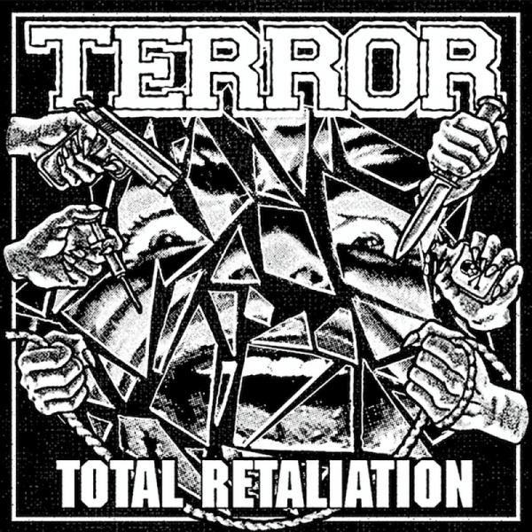 Terror - Total Retaliation, LP lim. 300 gelb