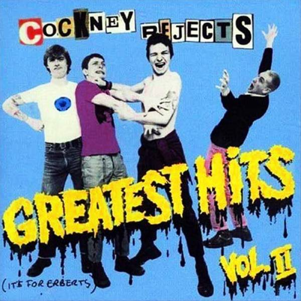 Cockney Rejects - Greatest hits Vol. 2, CD