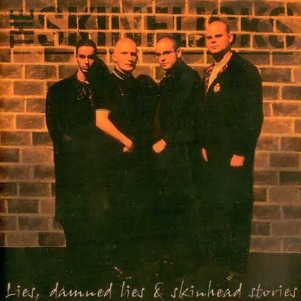 Skinflicks - Lies, damned lies & skinhead stories, CD