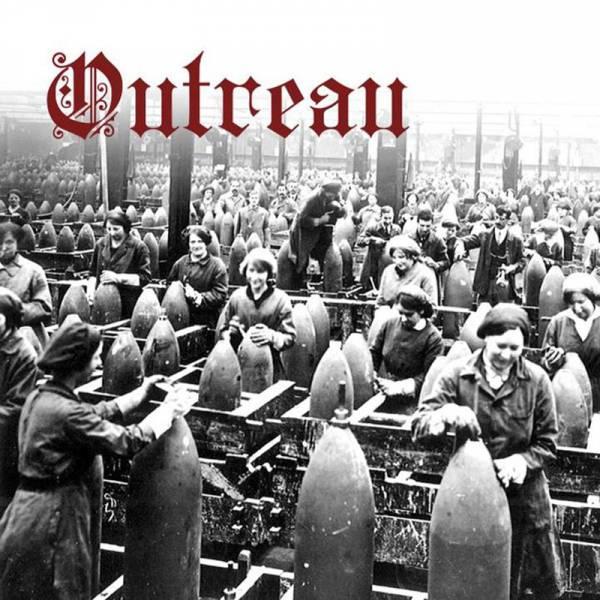 "Outreau - 2nd EP, 7"" schwarz"