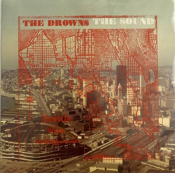 Drowns, The - The Sound, 7'' lim. verschiedene Farben