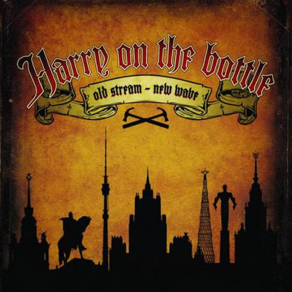 Harry on the Bottle - Old Stream-New Wave, CD
