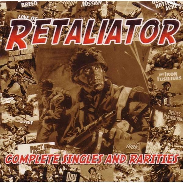 Retaliator - Complete Singles and Rarities, DoLP schwarz