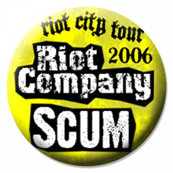 Riot Company - Scum, Button B101