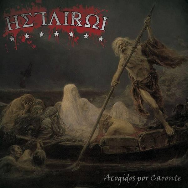 Hetairoi - Acogidos Por Caronte, LP lim. 250 schwarz
