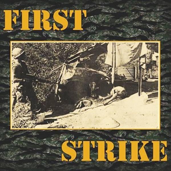 First Strike - First Strike, 12'' lim. 294 verschiedene Farben