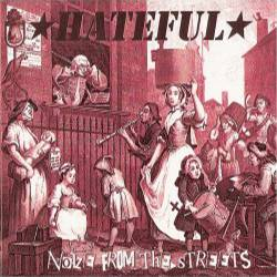 Hateful - Noize from the streets, CD Digipack lim. 300