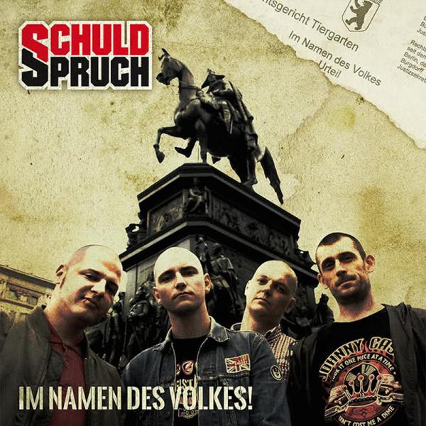 SchuldSpruch – Im Namen des Volkes!, LP + CD lim. 150 verschiedene Farben