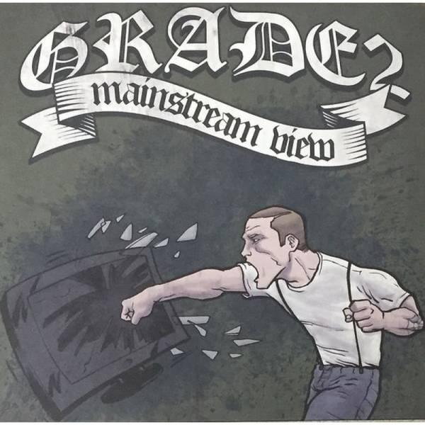 Grade 2 - Mainstream View, CD Digipack