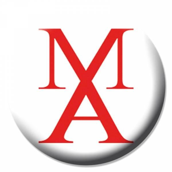 Martens Army - MA, Button B067