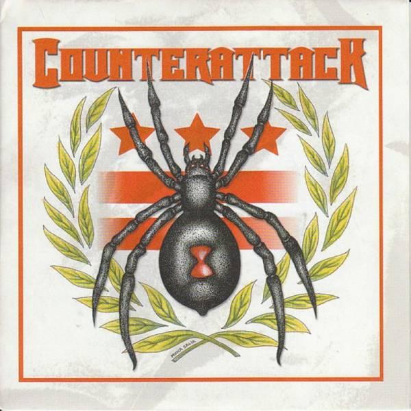 Counterattack - Dto., 7'' schwarz