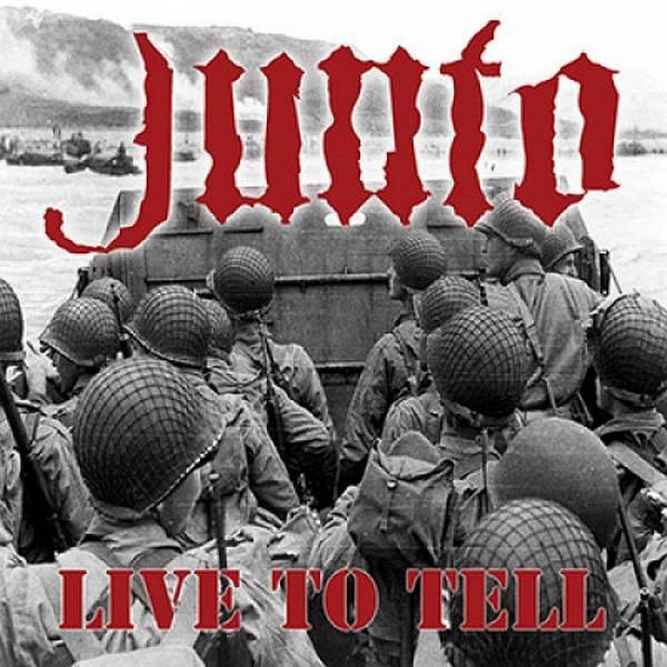 Junto - Live to tell, 7'' lim. verschiedene Farben